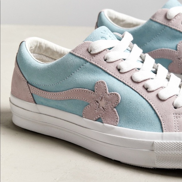 378e8505d67c Converse Shoes - Tyler the Creator Golf le Fleur Converse One Star